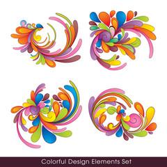 Colorful_design_elements_set