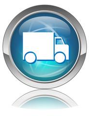 Bouton Web LIVRAISON (Express Domicile Gratuite Service Camion)