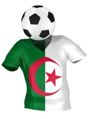 National Soccer Team of Algeria | All Teams Collection |