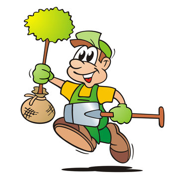Beruf Landschaftsgärtner