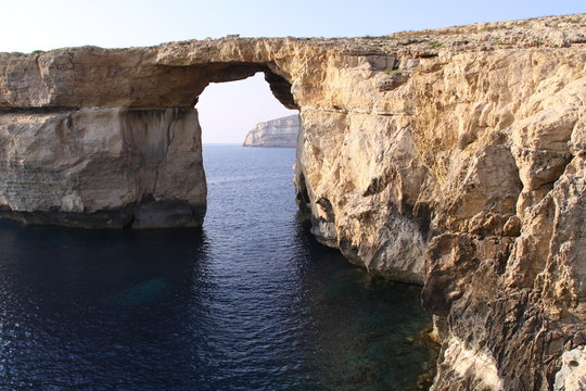 Insel Gozo auf Malta