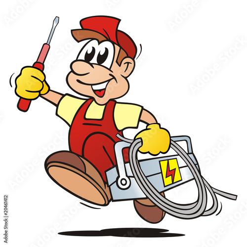 Beruf Elektriker\