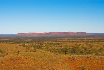 Desert in australia