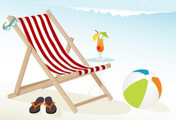 Beach Fun Icons