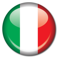 Chapa bandera Italia