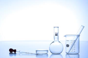 research laboratory glassware