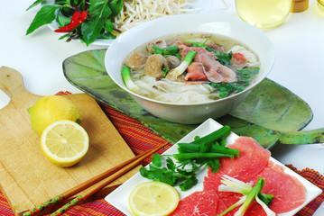 pho tai Vietnamese nooble