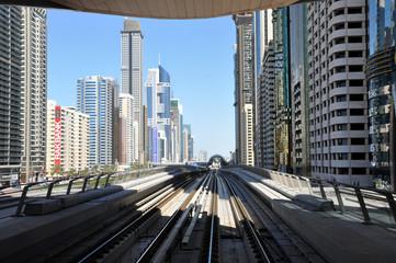 Dubai - Metro - Financial district