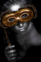 theater maske