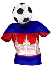 National Soccer Team of Cambodia   All Teams Collection  