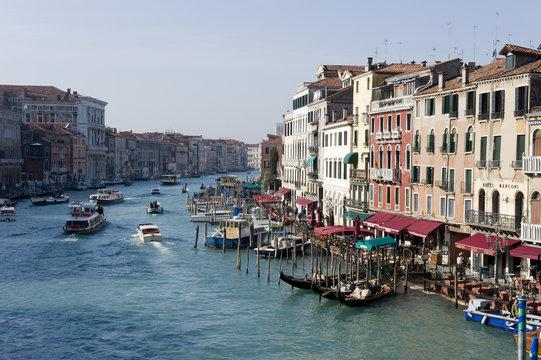 Rialto-Brücke Venedig
