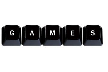 computer keys games