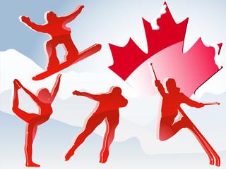 Canada Vancouver Winter Games 2010.