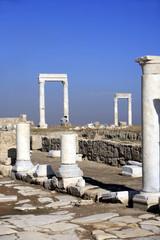 antike Stadt Laodizea am Lykos