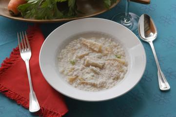 Riso e trippa alla veronese - Primi piatti della cucina veneta