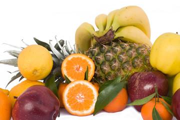 Still Life Con Frutta