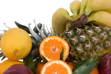 Closeup Frutta Di Stagione