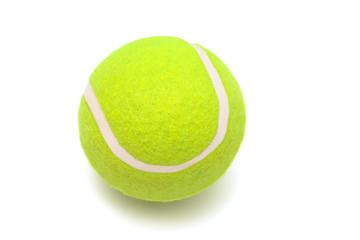 modern tennis ball
