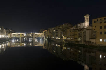 ponte vechio bridge in florence
