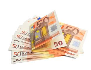 Billets de 50 Euro