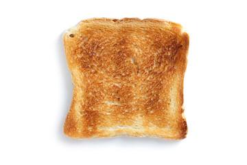 slice of toasted bread