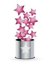 stars bin