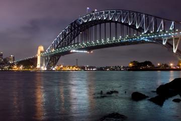 Sydney Bridge 1 Night