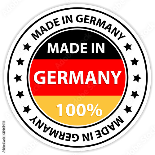 Quot Made In Germany 100 Siegel Quot Stockfotos Und Lizenzfreie