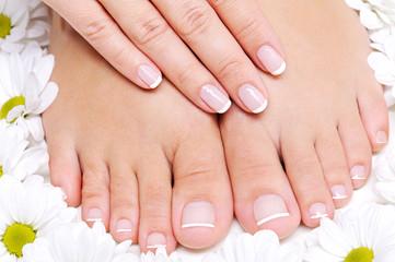 Pure and Beauty  female feet