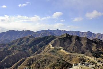 China the great wall Badaling