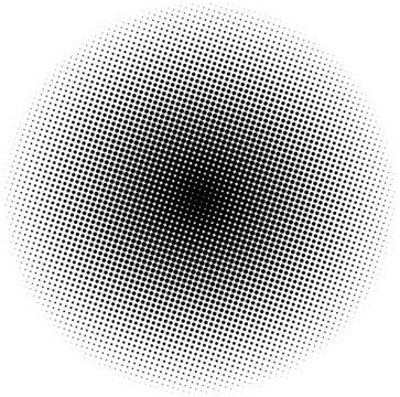 Half-tone effect