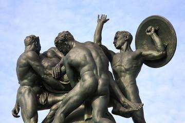 trieste monumento ai partigiani