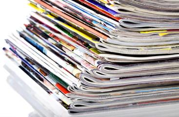 magazines header