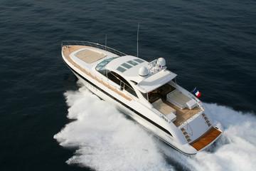 yach en navigation