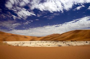 Das Dead Vlei, Namib Wüste