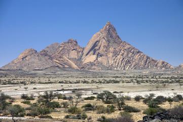 Die Spitzkoppe, Namibia
