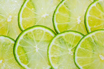 juicy lime background