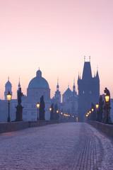 Wall Murals Prague prague charles bridge