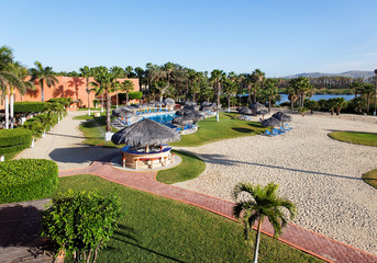 a vacation resort in los cabos