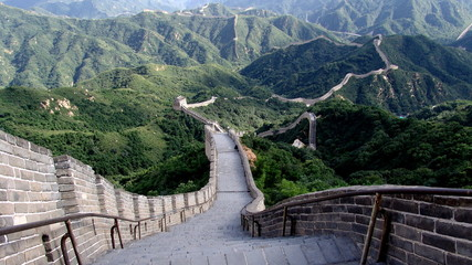 Photo sur Plexiglas Xian The Great Wall of China