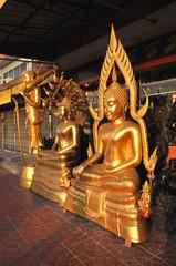 Buddha Group Brass Various