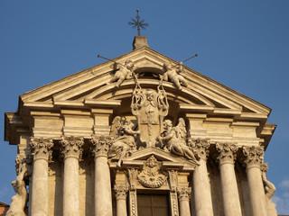 église romaine
