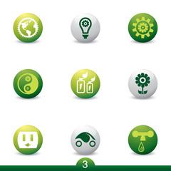 Ecology icon series 3