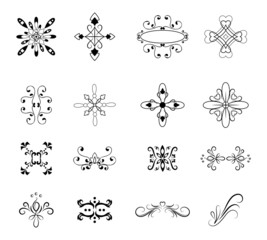 Vector ornament pattern.