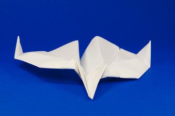 kleiner Papierflieger