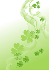 St. Patrick's Day - the background