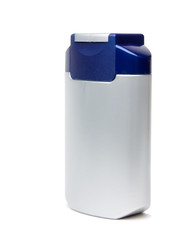 plastic container for aftershave cream