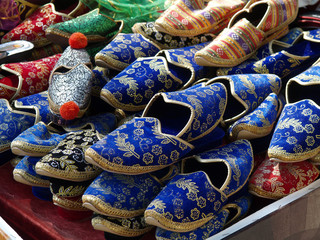 Turkish slippers