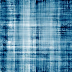 Worn blue fabric texture with visible threads