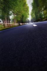 Fototapete - Geschwindigkeit